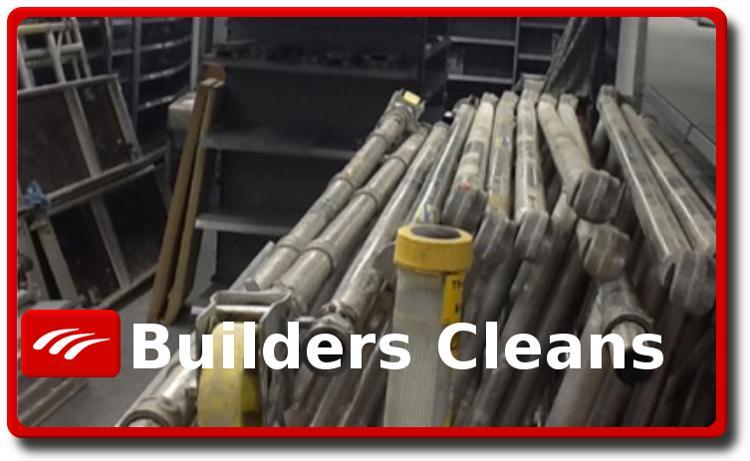 Builders Cleans London