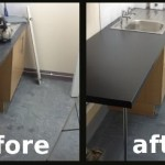 Builder Clean Before and After Bromley